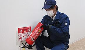 消防用設備(改修・交換工事)